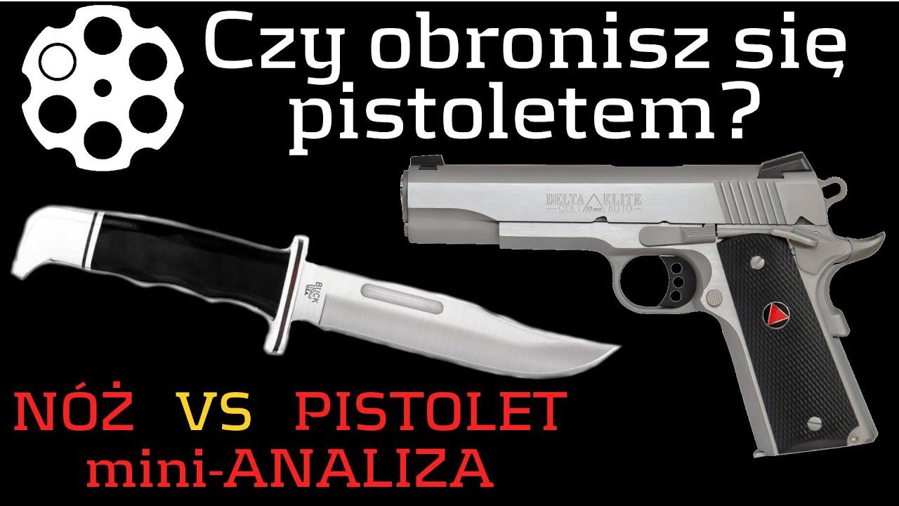 # 182 Nóż vs Pistolet. Czy zdążysz strzelić?