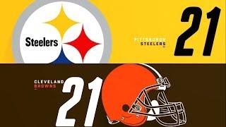 *EPIC* Steelers vs  Browns Highlights | Week 1 2018