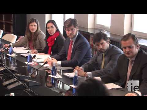 Working in international legal environments- IE Law School