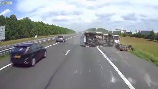 Подборка аварий и ДТП за ИЮНЬ 2015 #2 - Car Crash Compilation JUNE 2015
