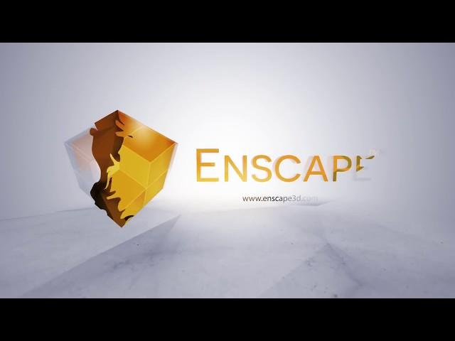 Enscape - Hiển thị thời gian thực & thực tế ảo cho Revit, SketchUp, Rhino & ArchiCAD