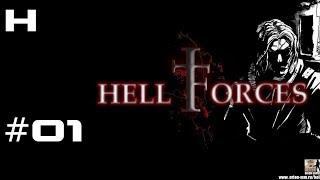 Hellforces Walkthrough Part 01