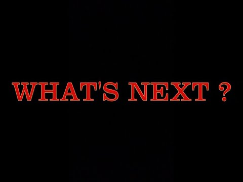 What's Next ? The Message From Michael Alexander