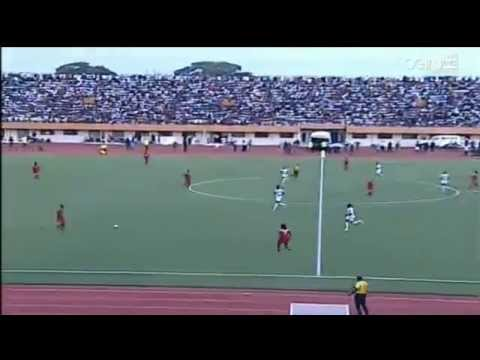 Guinée Bissau vs Congo  2015  (2 - 4  ) Part 2 Gabon 2017 Qualification Can