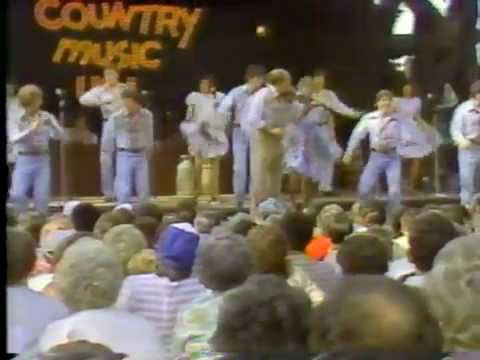 1983 Country Music USA Clip From Opryland On Stage