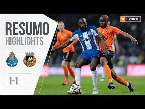 FC Porto Rio Ave Goals And Highlights