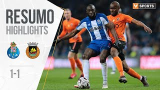 Highlights   Resumo: FC Porto 1-1 Rio Ave (Liga 19/20 #24)