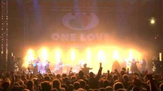 Dellé(Seeed) - Live vom One Love Festival 2009 - Official HQ