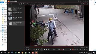 Trích Xuất Camera An Ninh Khu Phố - Bắt Tội Phạm