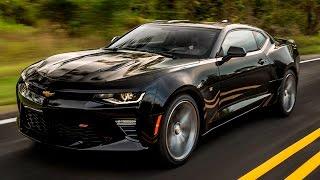 Chevrolet Camaro: Der Prolet mausert sich