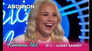 Gabby Barrett: Judges PREDICT This Girl May Be The NEXT American Idol! | American Idol 2018