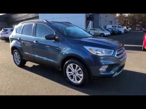 2018 Ford Escape Danbury Brookfield Ridgefield New Ord Fairfield Ct 16949