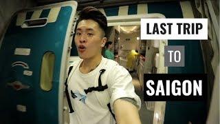 Điều Mà Ben Ấp Ủ Những Ngày Cuối Ở Việt Nam   My Final Journey In Vietnam