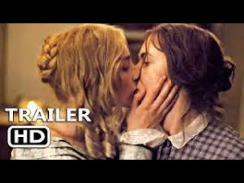 AMMONITE Official Trailer (2020) Saoirse Ronan, Kate Winslet Movie HD