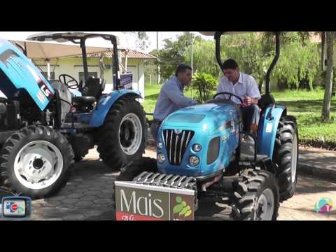 LS Tractor marcou presença no Encontec 2016 no IF Campus Muzambinho