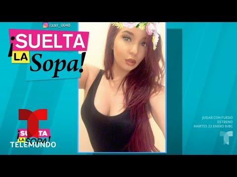 ¡La ex novia de Anuel ataca de nuevo! | Suelta La Sopa | Entretenimiento