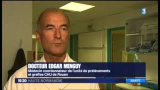 Le don d'organes au CHU-Hôpitaux de Rouen