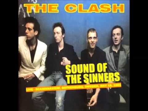 The Clash audio live at the Scandinavium, Gothenburg, Sweden 1981