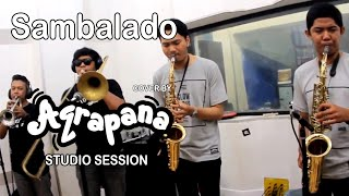 Video AQRAPANA - Sambalado (Ayu Ting Ting Cover) Live Recording at Studio. download MP3, 3GP, MP4, WEBM, AVI, FLV Agustus 2018