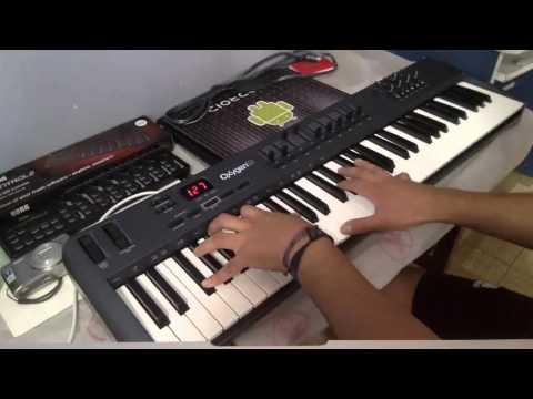 TRAIGO MI PERFUME - Marcos Brunet - PIANO COVER