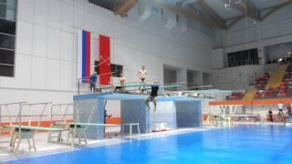 Шоу прыгунов Невская Волна(2)