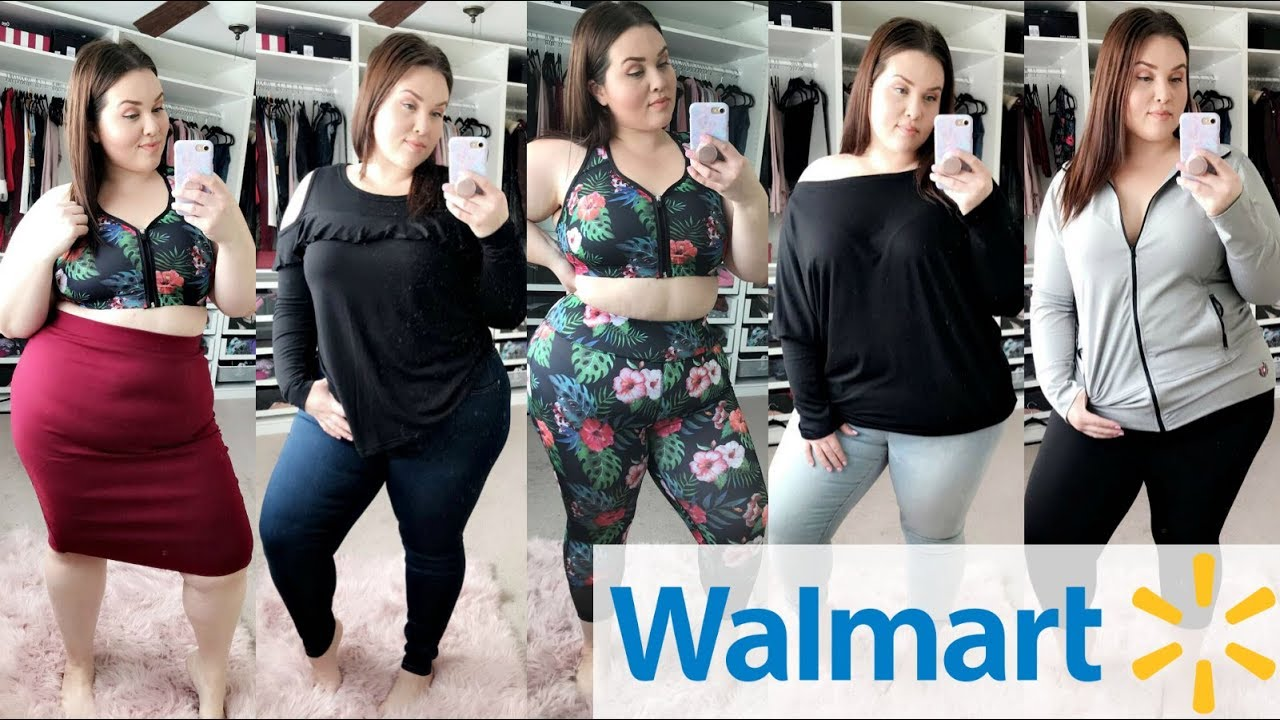 6ae4a176dcf WALMART Try On Haul! 6 Outfits for  130!