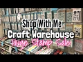 SHOP WITH ME   CRAFT WAREHOUSE : MY MINDS EYE, EASTER & MORE (FEB 2017)   I'm A Cool Mom