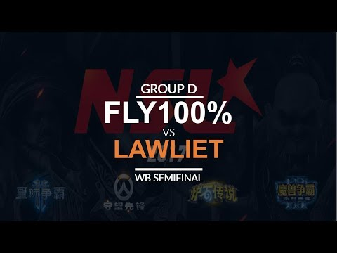 NSL 4 - WB SF (Group D): [O] Fly100% vs. LawLiet [N]