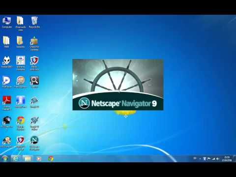 ติดตั้งnavigator netscape