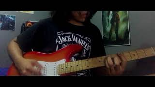 Rope - Foo Fighters (Rhythm Guitar Cover)