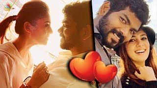 Nayanthara's romantic New York trip with Vignesh Shivan | Birthday Celebration