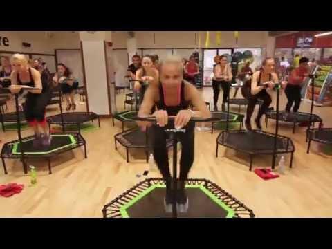 NATALIE FERCAKOVA: WILD JUMPING (OSTRAVA-CZECH REPUBLIC)