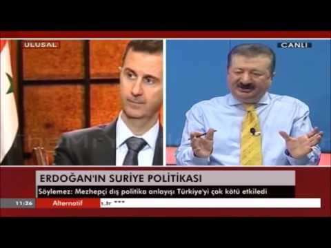 Beşar Esad, Çankırı kökenli Türk Alevisidir