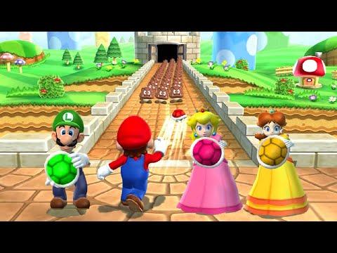 Mario Party Series - Sports Minigames (Master CPU)
