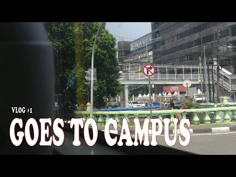 Goes To Campus | UIN Jakarta | Vlog #1