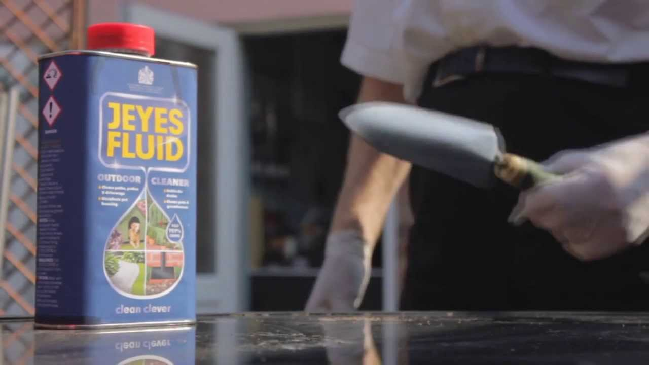How To Use Jeyes Fluid To Clean Garden Tools
