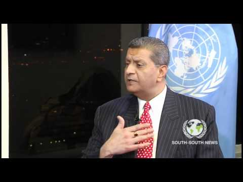 Interview with Amir Dossal President of Global Par...