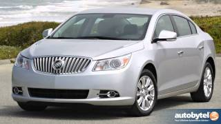 2012 Buick LaCrosse eAssist Hybrid Car Review