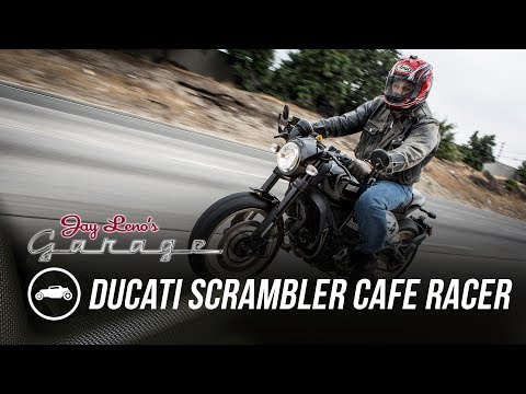 2017 Ducati Scrambler Cafe Racer – Jay Leno's Garage