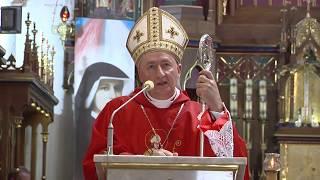 HOMILIA bp Andrzeja Jeża podczas uroczystości odpustowych w Szczepanowie