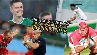 Ireland v Scotland & Samoa, Scotland v Russia, USA v Tonga | The Squidge Report Round-Up 6