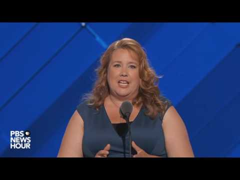 Diane Russell quotes Dumbledore in an effort to unite DNC