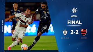 Independiente del Valle 2 x 2 Flamengo   Melhores Momentos