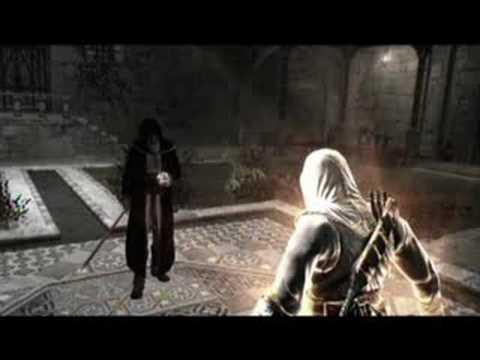 Assassins Creed: Ending Remake Hidden Blade Counter Kill