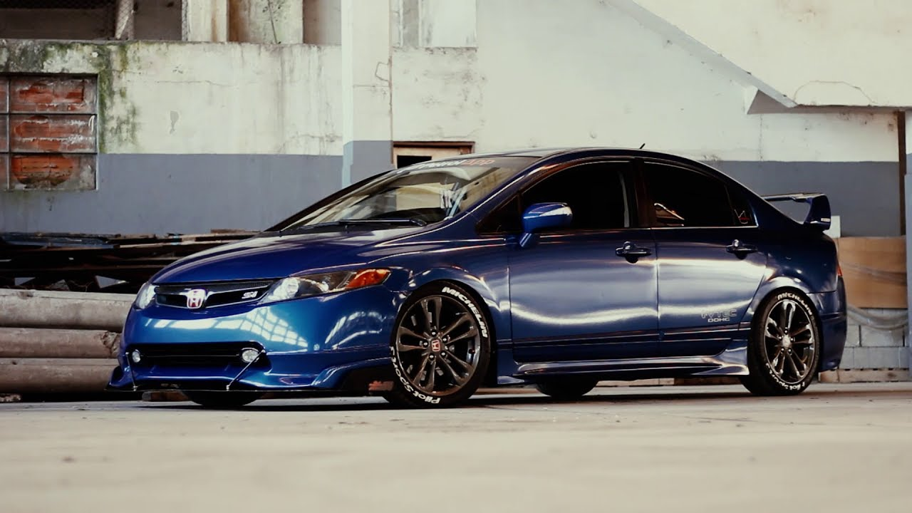 All Types civic si mugen for sale : HONDA CIVIC SI 2007 KIT MUGEN | Entrevista - YouTube