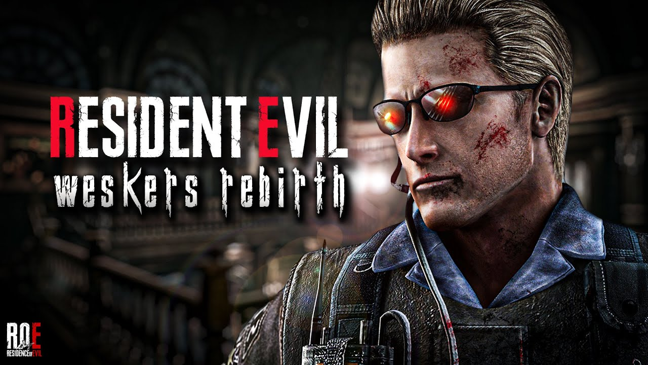 RESIDENT EVIL: Wesker's Rebirth | NEW RE Fan Game | Full Playthrough & Download