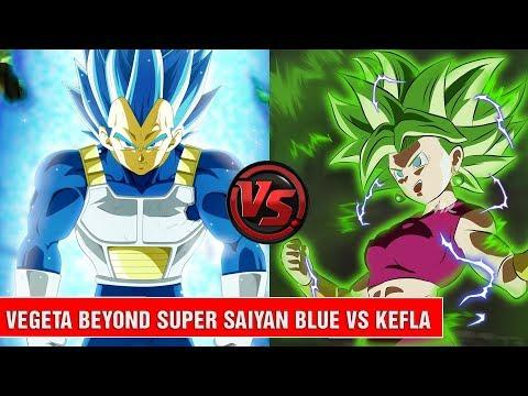 Đấu giường giả lập : Beyond Super Saiyan Blue Vegeta vs Cuồng nộ Kefura