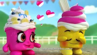 Shopkins Season 2 Food Fair  Official TV Commercial