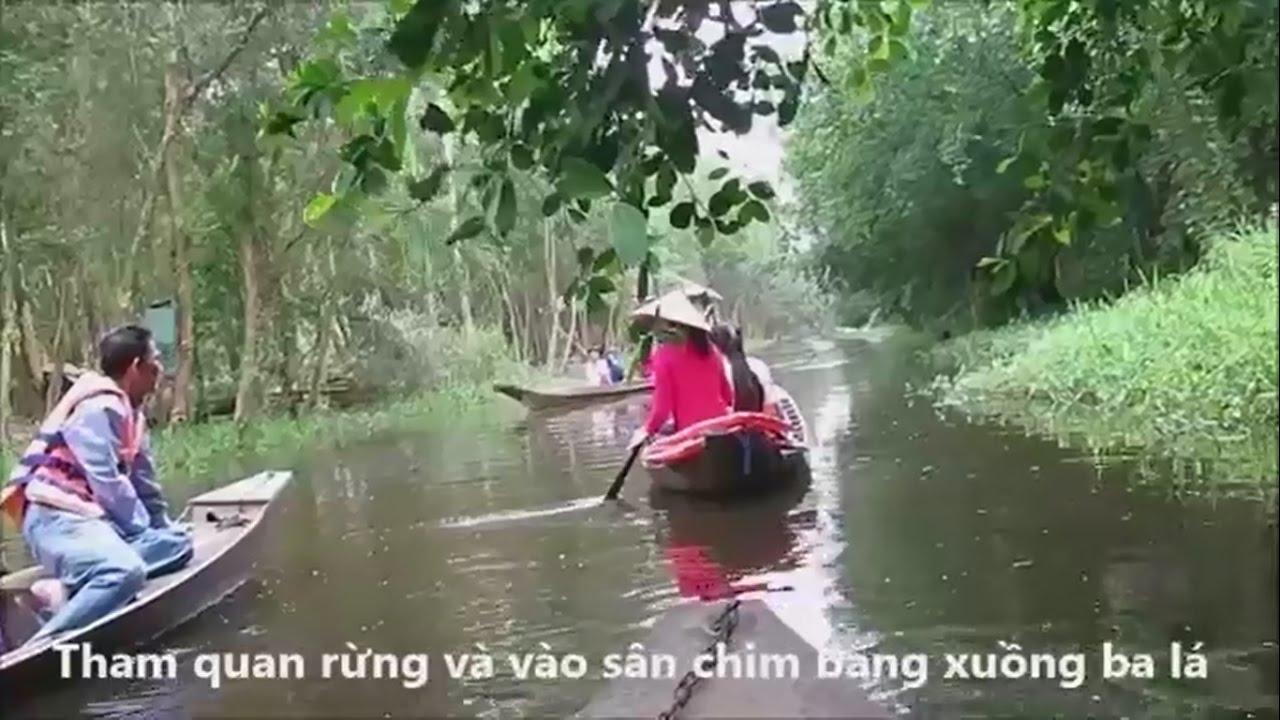 Du Lịch Miền Tây - TP Sa Đéc, Du Lịch Sinh Thái Gáo Giồng.