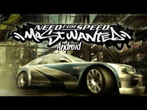 Cara Download Need For Speed Most Wanted 2005 Di Android